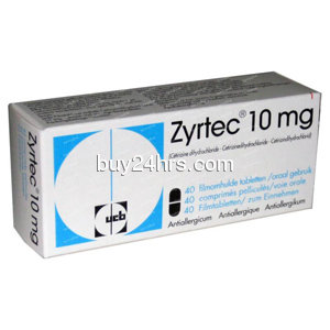 Buy Zyrtec UK