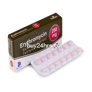 Buy  Erythromycin UK
